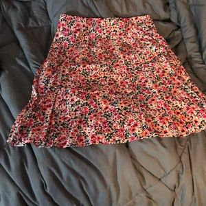 Christopher & Banks Skirts - Cute Christopher and banks floral skirt.